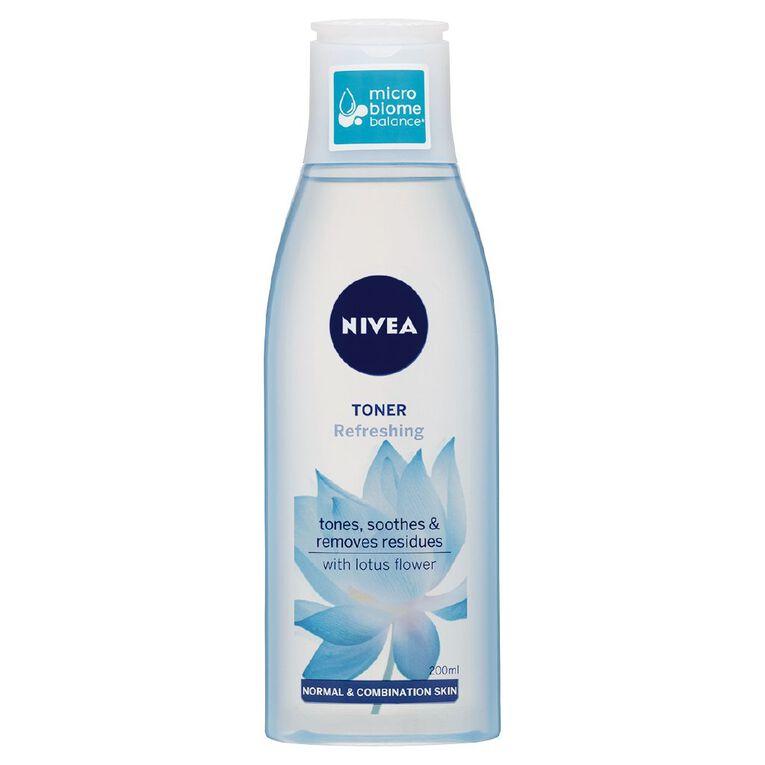 Nivea Daily Essentials Refreshing Toner 200ml, , hi-res