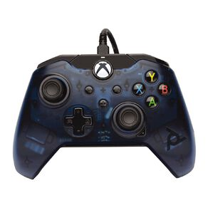 PDP Xbox Series X Wired Controller Blue