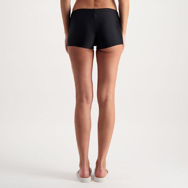 H&H Women's Boyleg Bottoms, Black, hi-res