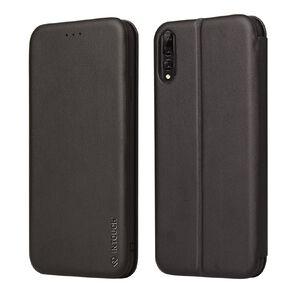 INTOUCH Huawei Y9 Prime Milano Wallet Case Black