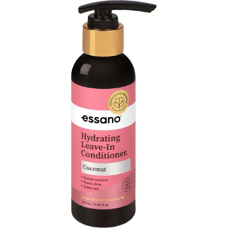 Essano Coconut Milk Leave in Conditioner 120ml, , hi-res