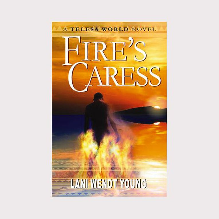 Telesa's World: Fire's Caress by Lani Wendt Young, , hi-res image number null
