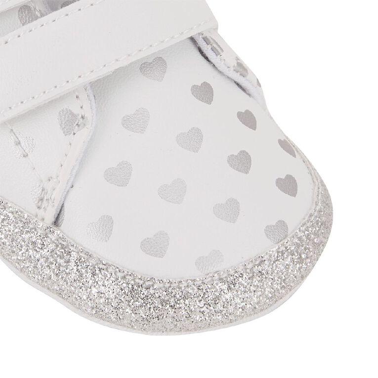 Young Original Infants' Unicorn Boots, White, hi-res
