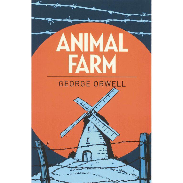 ARC Classics: Animal Farm by George Orwell, , hi-res