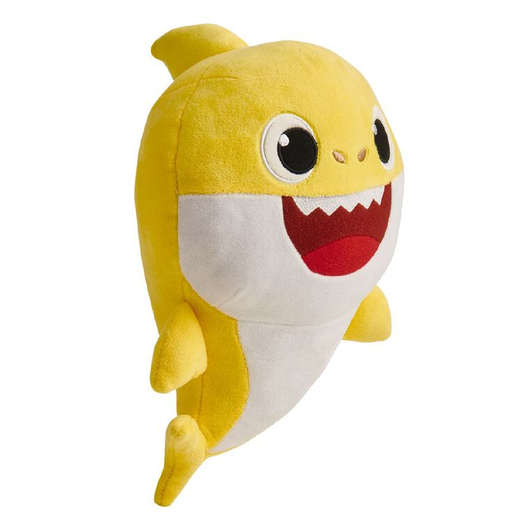 Baby Shark Baby Shark Family Sound Doll Assorted, , hi-res