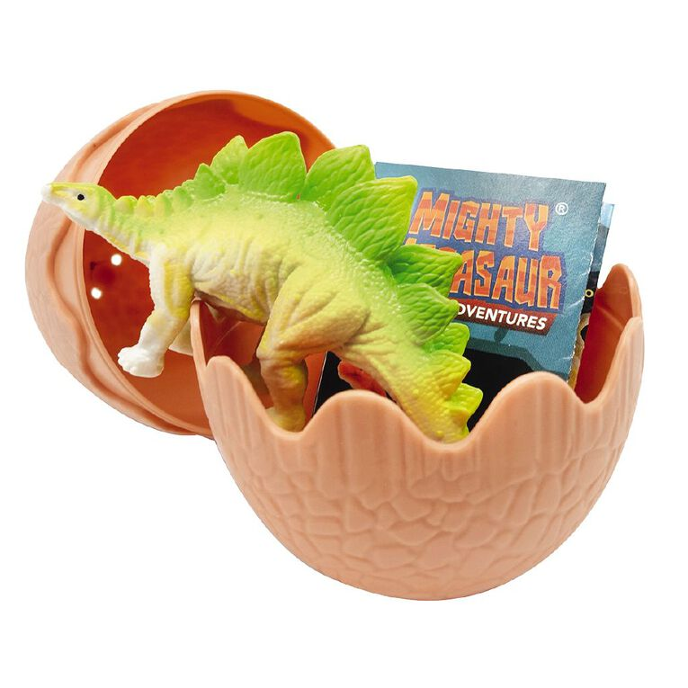 Mighty Megasaur Science Adventures Dinosaur Egg Assorted, , hi-res