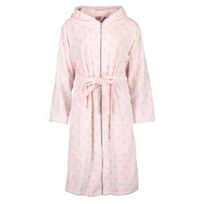 H&H Women's Hooded Robe