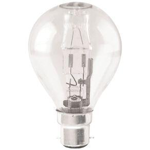 Edapt Halogena B22 Fancy Light Bulb 28w Clear