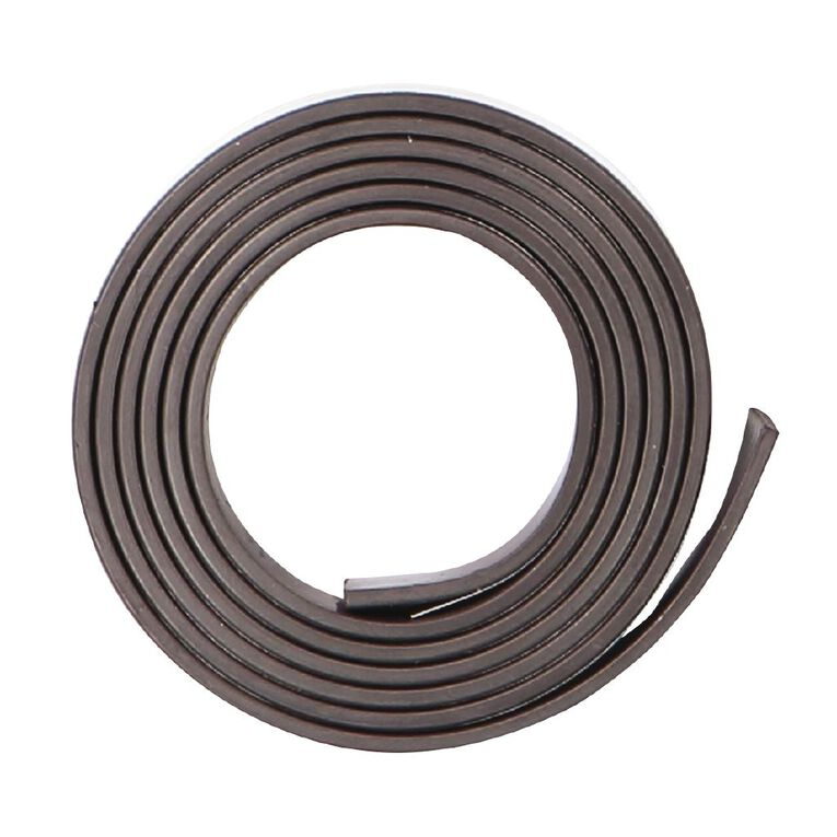 WS Magnetic Strip 1.3cm x 80cm Black, , hi-res