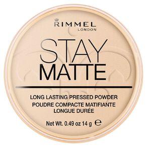 Rimmel Stay Matte Pressed Powder Peach Glow