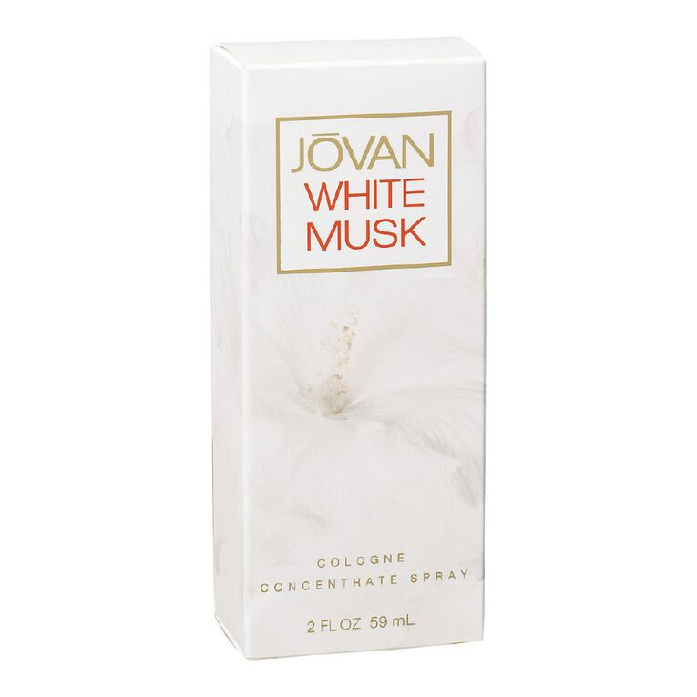 Jovan White Musk Women Cologne Spray 59ml, , hi-res