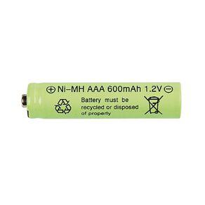 Kiwi Garden Solar Batteries AAA 4 Pack