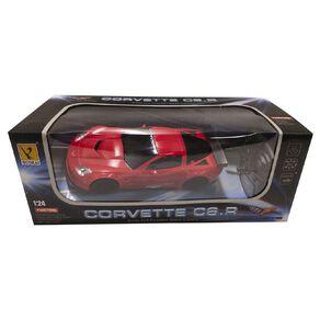 Radio Controlled 1:24 Corvette Racing C6R