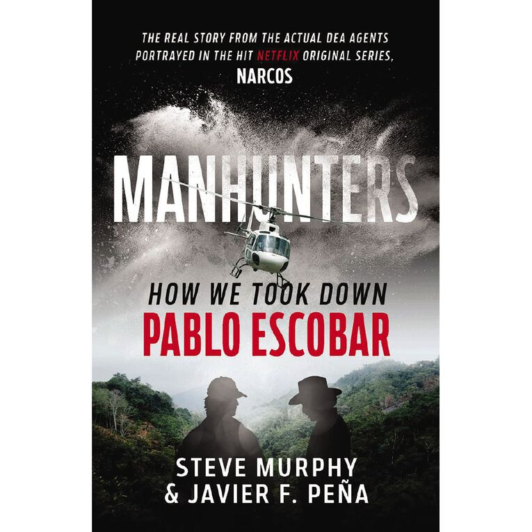 Manhunters by Steve Murphy N/A, , hi-res