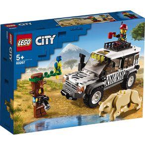 LEGO City Safari Off Roader 60267