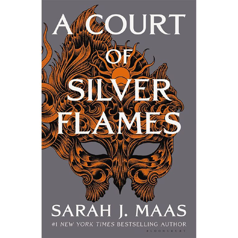 A Court of Silver Flames by Sarah J Maas, , hi-res image number null