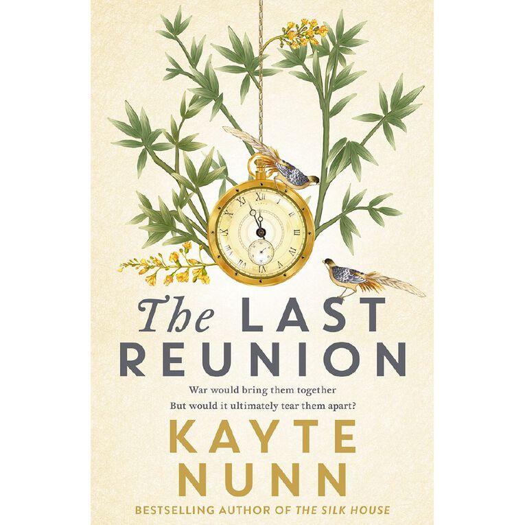 The Last Reunion by Kayte Nunn, , hi-res