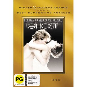 Ghost DVD 1Disc