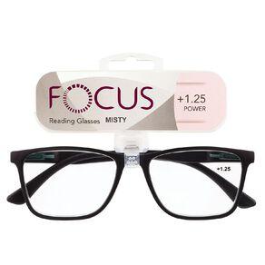 Focus Reading Glasses Misty Power 1.25