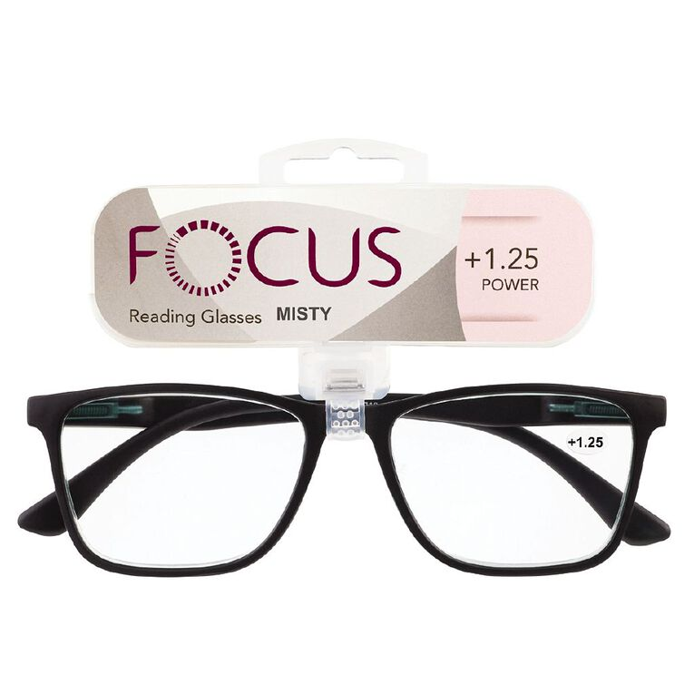 Focus Reading Glasses Misty Power 1.25, , hi-res