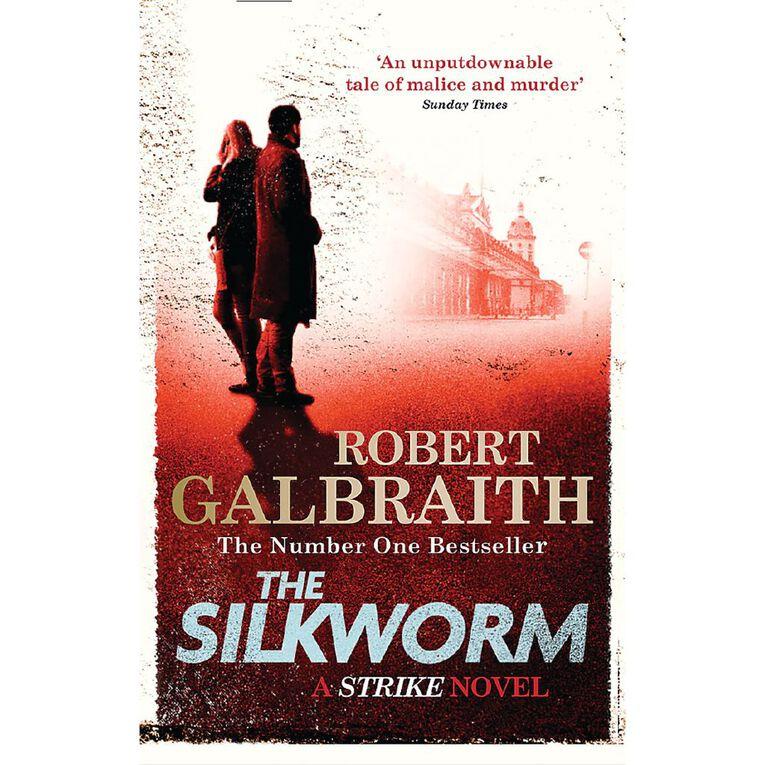 The Silkworm by Robert Galbraith, , hi-res
