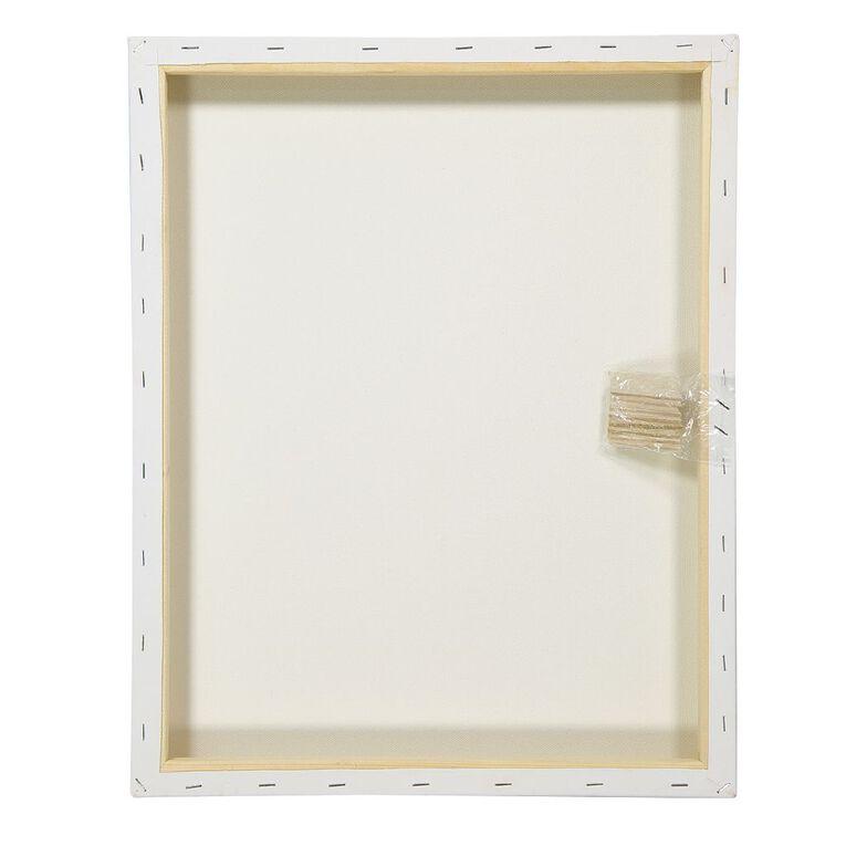 Uniti Platinum Canvas 16x20 Inches 380Gsm, , hi-res