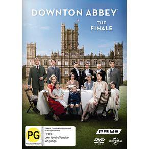 Downton Abbey Final Episode DVD 1Disc