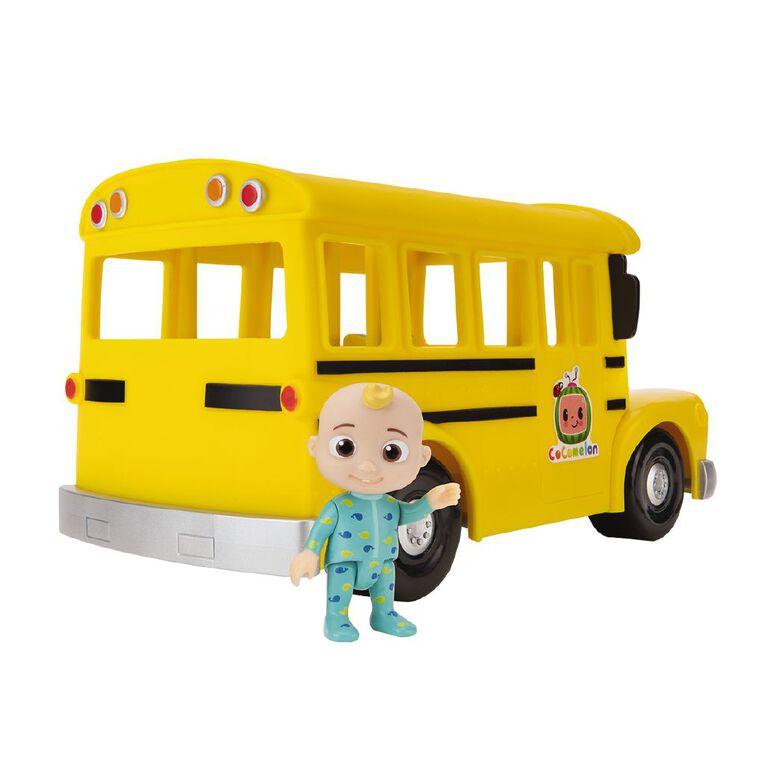 Cocomelon Vehicle School Bus, , hi-res