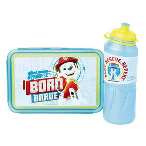 Paw Patrol Lunch Box & Bottle Set