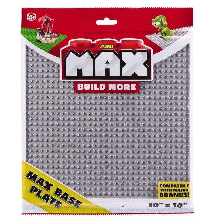 Zuru Max Build More Construction Base Plate Assorted, , hi-res
