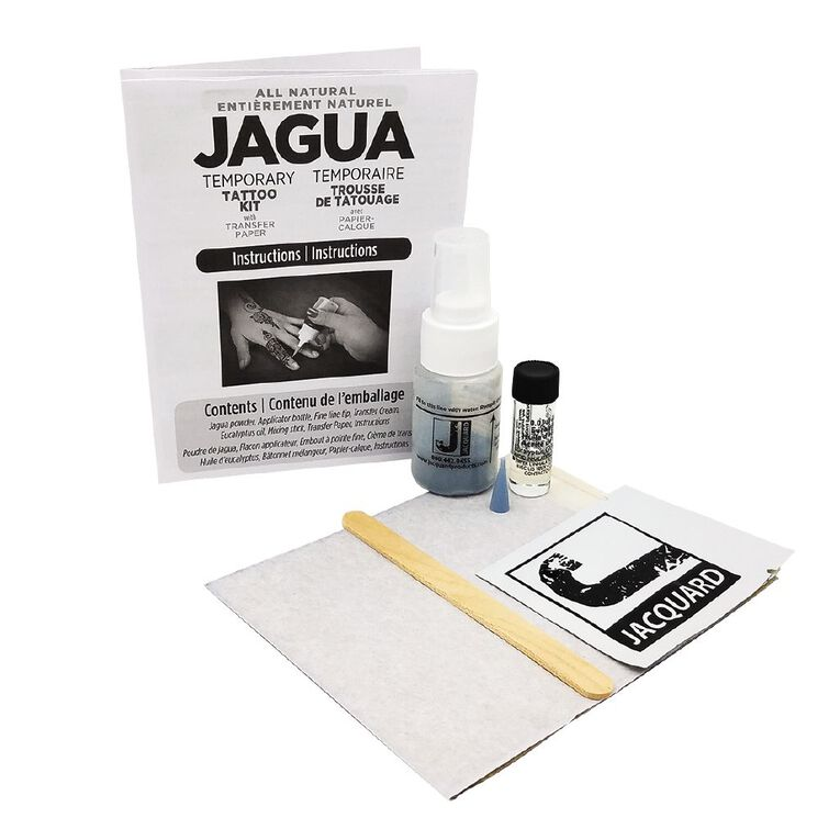 Jacquard Jagua Tattoo Kit, , hi-res