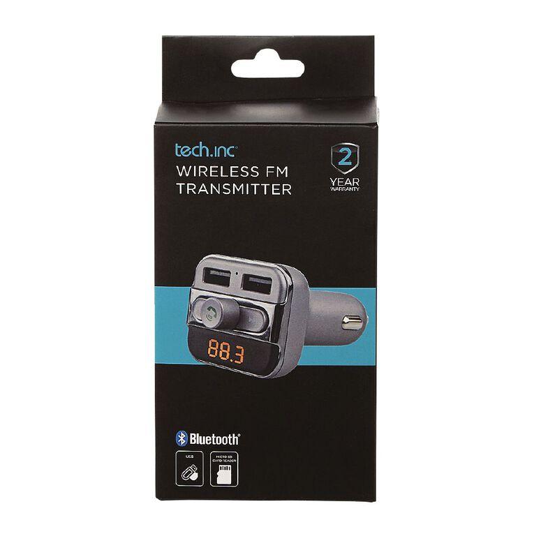 Tech.Inc Bluetooth FM Transmitter V2, , hi-res