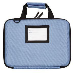 Tech.Inc 11.6 Inch Hard-Shell Notebook Case Baby Blue