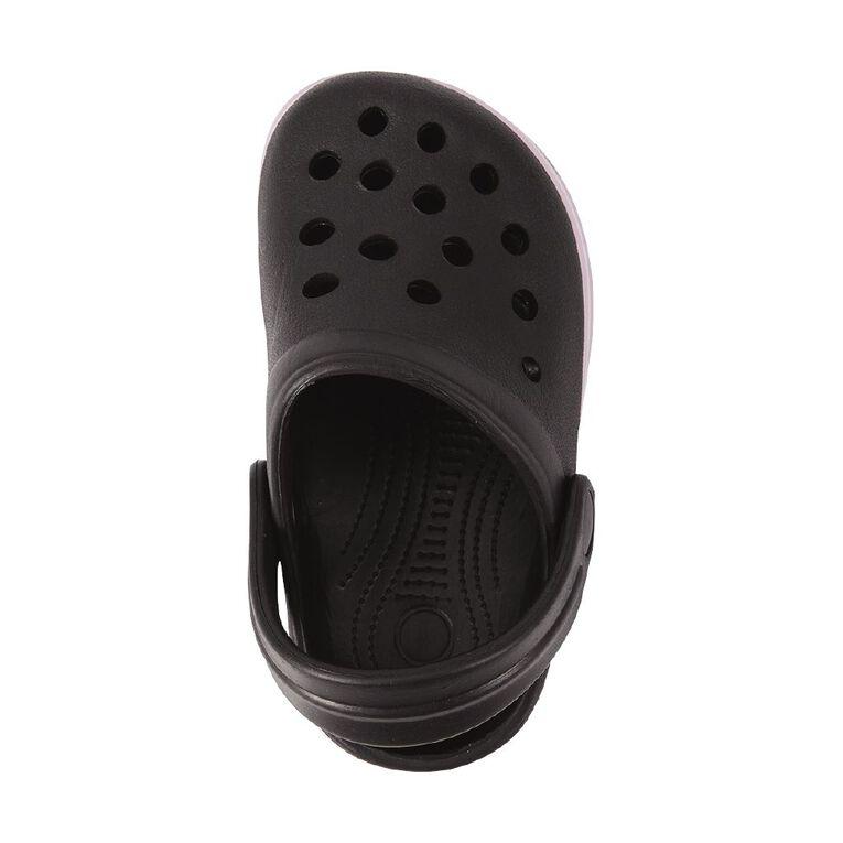 Young Original Kids' Be Frog Shoes, Black S21, hi-res