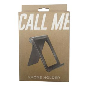 Foldable Phone Stand Black