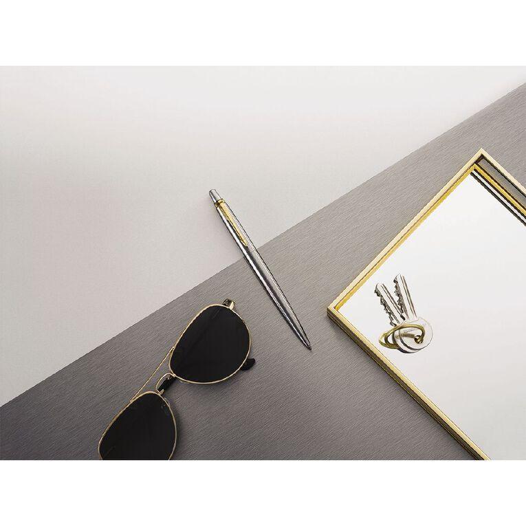 Parker Jotter Stainless Steel Trim Ball Pen Gold, , hi-res