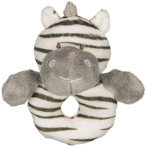 Suki Zebra Rattle