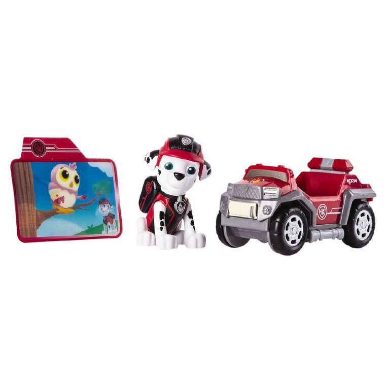 Paw Patrol Ultimate Rescue Mini Vehicle Assorted, , hi-res image number null