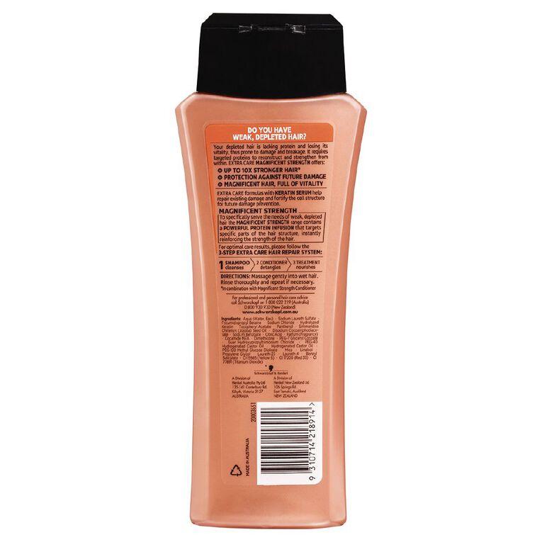 Schwarzkopf Extra Care Magnificent Strength Shampoo 250ml, , hi-res
