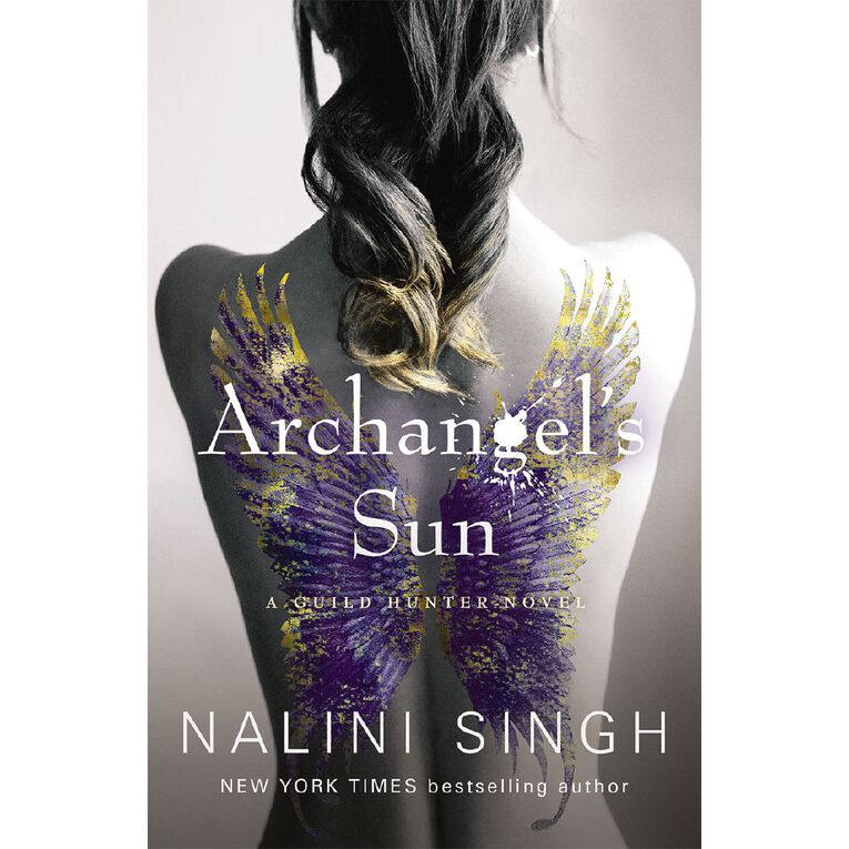 Archangel's Sun by Nalini Singh, , hi-res image number null