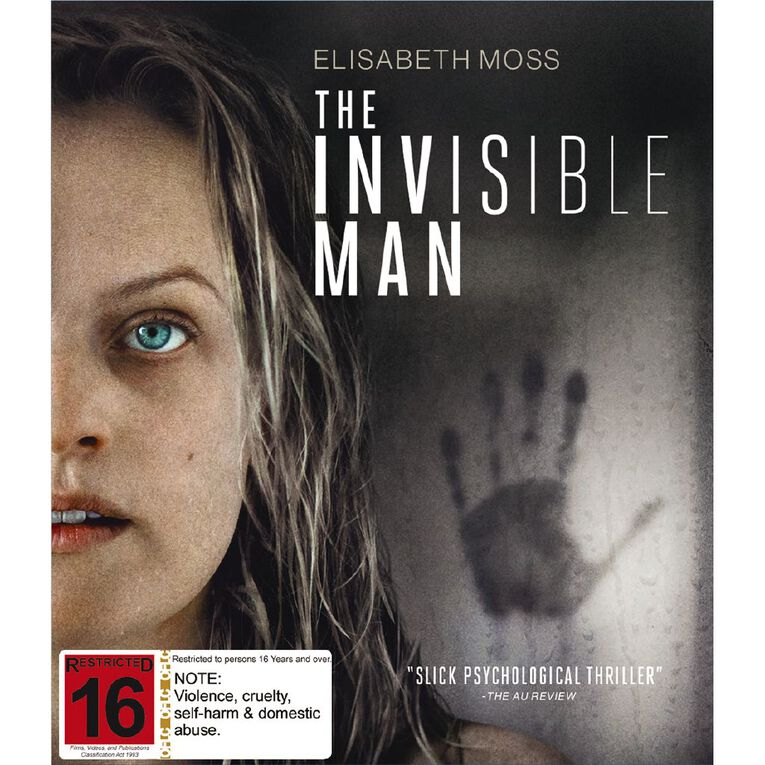 The Invisible Man Blu-ray 1Disc, , hi-res