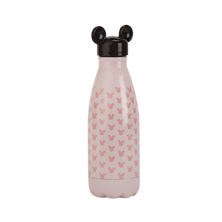 Minnie Mouse Stainless Steel Drink Bottle 500ml, , hi-res
