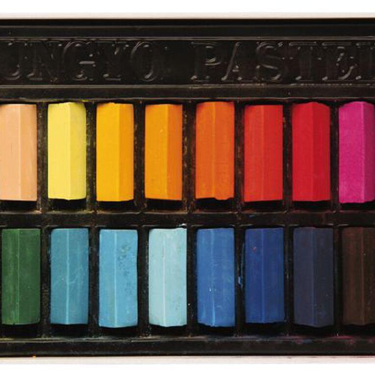 Mungyo Soft Pastels Short 32 Pack, , hi-res
