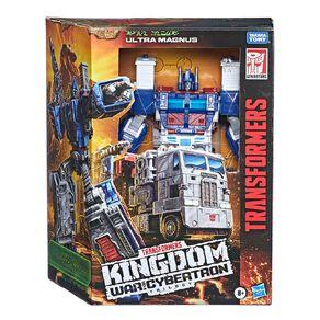 Transformers War for Cybertron Kingdom Leader Assorted
