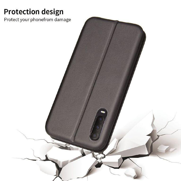 INTOUCH Huawei Y6p Milano Wallet Case Black, , hi-res