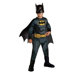 Batman DC Batman Childs Costume Size 6-8