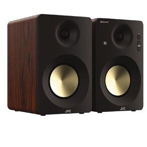JVC Bluetooth Book Shelf Speakers MS130