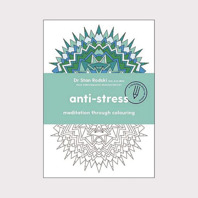Anti-Stress by Dr Stan Rodski, , hi-res image number null