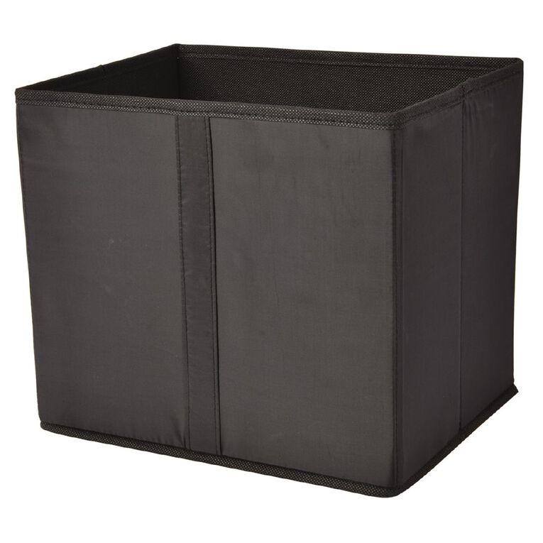 Living & Co Mia Bookcase Storage Insert Black, , hi-res