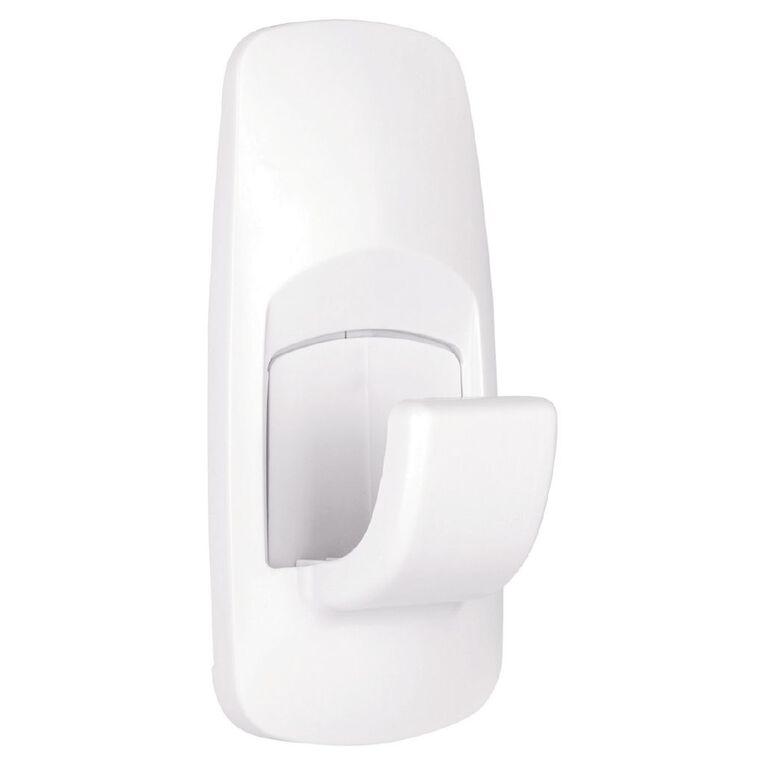 Command Hook White Jumbo, , hi-res